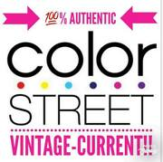 Retired Color Street Nail Strips - Brand New - Sealed - Tracked Shipping