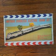 Amtrak Toy State Battery Powered 1988 Train Set