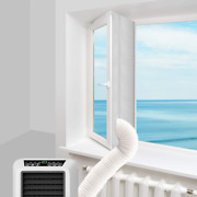 Portable Air Conditioner Window Kit, Luxiv 158 Window Seal Kit For Portable Zip