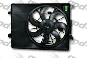 Engine Cooling Fan Assembly Fits 2011-2015 Kia Sportage Global Parts
