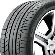 4 Tires Continental Contisportcontact 5p 275/35zr21 103y Xl N0 Performance