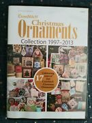 Just Crossstitch Christmas Ornaments Collection 1997-2013, Dvd, 1000+ Patterns