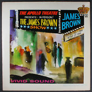 James Brown Live At The Apollo King 12 Lp 33 Rpm