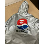 Bape X Pepsi L Limited To 100 Pieces Not For Sale Reversible Hood Jacket Rare