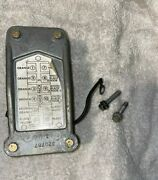 581925 Omc Used Power Pack With Screws And Cover