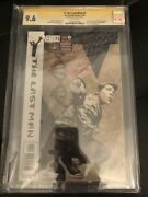 Y The Last Man 1 Cgc Ss 9.6 Nm+ Signed By Jones White Pages Vaughan Hulu