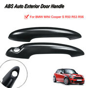 Replaceable High Quality Chrome Car Outer Door Handle Suit For Bmw Mini Cooper S