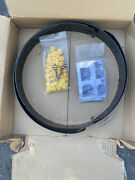 Set Of 2 Tyron Safety Bands For 22.5andrdquo Rims With Tires 225 - 305.