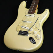 Fender American Deluxe Stratocaster N3 Olympic Pearl Made In Usa
