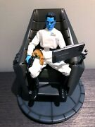Sale Sideshow Collectible Star Wars Admiral Thrawn Command Chair Exclusive Figur