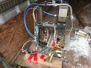 Kwikprint 8-1699 Hot Foil Stamp Machine For Parts-repair-collectible. Untested