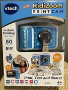 Vtech Kidizoom Print Camprinttearshare-150+ Photo Effects-print 80 Photo Roll