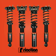 For 93-97 Mazda Rx-7 Fd Riaction Coilovers 32 Way Adjustable Coilovers