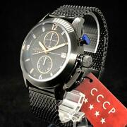 Cccp Overseas List Price About 50 000 Yen Menand039s Watch Rare