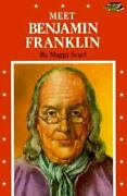 Meet Ben Franklin Step-up Biographies By Scarf, Maggi