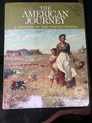The American Journey A History Of The United States 3rd Ed Textbook And Cd Rom