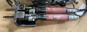 Used Two 2 Georges Renault/chicago Pneumatic Electric Motor And Torque Tools