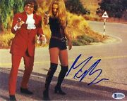 Mike Myers Austin Powers Autographed Signed 8x10 Photo Authentic Beckett Bas Coa