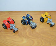 Vintage Micro Machines Tractor Puller Lot Ohio Gold Mission Impossible Galoob