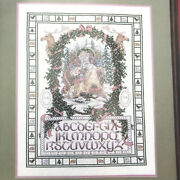 Janlynn Father Winter Christmas Counted Cross Stitch 112 30 Unstitched Made Usa