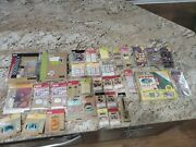 29 Pc Asst K And Company Smash Scrapbook Books Stickers Clips Tape Notes And More