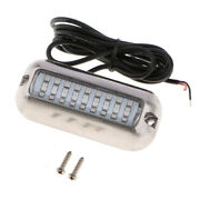 Marine Underwater 27 Led Lights For Boats Dc 12v - Green - Ip68 Waterproof