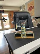 1940andrsquos Antique Wind Up Control Tower With 4planes