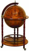 Deco 79 Wood World Globe Bar Needed To Entertain Guests