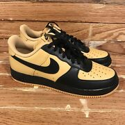 Nike Air Force 1 Low By You And039wheat/blackand039 [ct7875-994] Mens Size 11