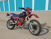 Honda Xl600r Xl 600r Project Or For Parts
