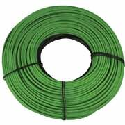 Warmlyyours Snow Melt Cable 240v, 428 Ft., 20.9a Green