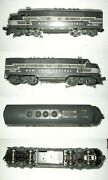 Lionel 2193w Set 23442344cand6456and6462and6656and6457with Boxes
