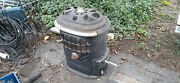 Antique Parlor Coal Stove, Unfired Sears Roebuck, All There Unrestored