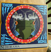 Thorfrog Sideshow Thor Frog Diorama Collectibles In Stock 1500 Limited
