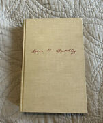A Soldiers Story Omar Nelson Bradley Limited Edition 1951 Signed