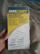 Maxcraft 7707 Spring Assortment, 200-piece May Have Some Missing