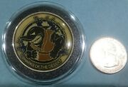 Naval Special Warfare Special Forces Shark Base Ar Ramadi Iraq Challenge Coin