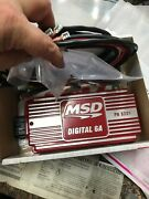 Msd Ignition 6201 Digital 6a Ignition Box Msd Coil 8202 Msd Bracket 8213 Combo
