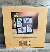 Melannco The Of Keeper Memories Dark Mahogany 4 Opening Picture Frame