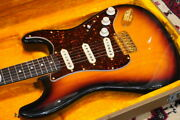 Fender 1997 Collectors Edition Stratocaster Made In Japan 1997
