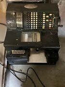 Collectible 1945 Ncr Cash Register/posting Machine