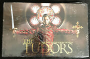 The Tudors The Complete Series Dvd, 2010, 15-disc Set Shrink Wrapped Box New