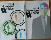Nowhere Men 1 3rd And 4th Printing Image 2013 Comic Books