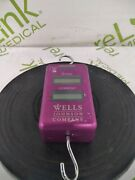 Wells Johnson Non-touch Volume Monitor O.r. Monitor Infusion System Accessory