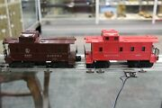 Lionel Lines 6457 And 6057 Lot Good Condition