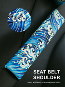 Japanese Style Shoulder Cover Car Interior Decoration Seat Belt Protection Cover