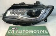 2017 2018 2019 Lincoln Mkz Headlamp Left Lh Xenon Hid W/led Afs Oem