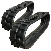 Two Rubber Tracks Fits Ihi 30z 30j Is28g 300x52.5x80 Free Shipping