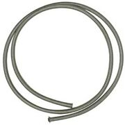 Braided Stainless Steel -6an 6 Fuel Oil Hose Line 10and039 10 Ft Roll 83067