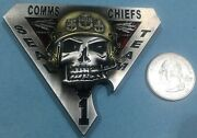 Naval Special Warfare Seal Team One St-1 Comms Chiefs Cpo Sotf-w Cre Pacom
